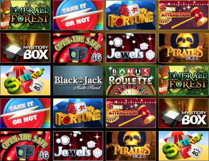 Casinobelgium casino Games