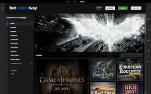 Review Betway Casino