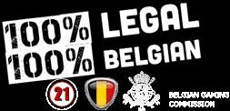 Casino Belgium légal
