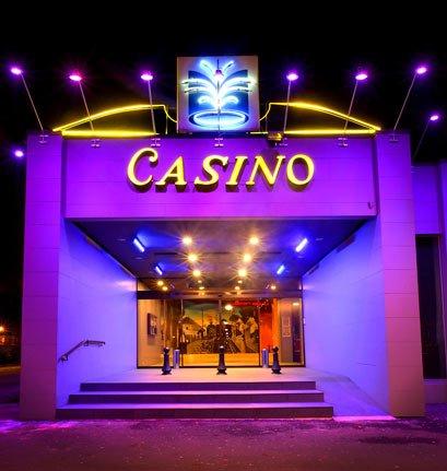 Casino de Chaudfontaine-Casino de Liège