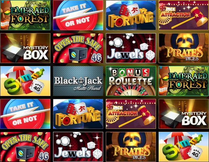 Casinobelgium casino Games