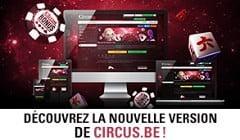 Circus.be site mobil