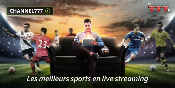 Live-Streaming en direct - Channel777