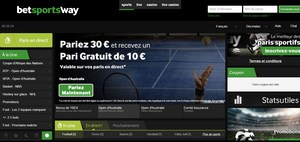 Betway.be Promotion